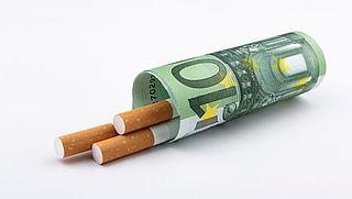Belasting op sigaretten mogelijk hoger