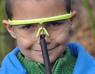 Campagne voor vuurwerkbrillen basisscholieren
