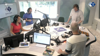 Radio-uitzending 15-09-2018