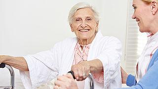 'Ouderen hebben meer zorg nodig dan mantelzorgers kunnen bieden'