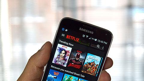 Netflix maakt downloaden van films en series mogelijk