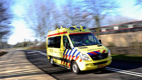 Meer ambulances moesten spoedeisende hulp ziekenhuis mijden