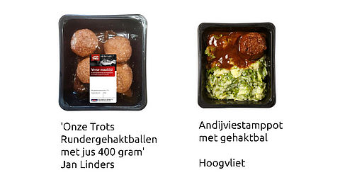 Waarschuwing producten met listeria bij Linders en Hoogvliet}
