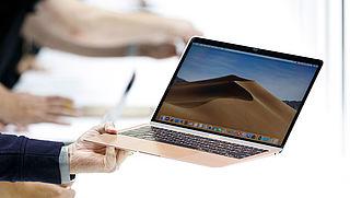 Apple dicht beveiligingslek op MacBooks