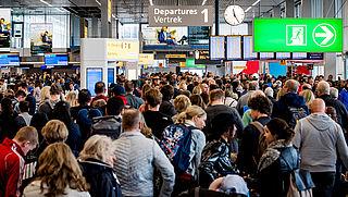 Storing op Schiphol na stroomuitval kan ook maandag gevolgen hebben