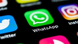 WhatsApp vraagt om vinger- of gezichtsscan bij inloggen op laptop of pc