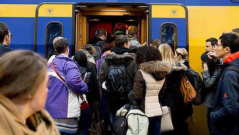 NS wil reizigers via wifitracking aan zitplaats helpen
