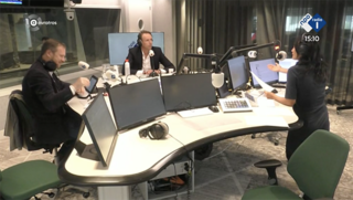 Radio-uitzending 28-09-2019