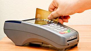 Meer schade door gestolen betaalpassen