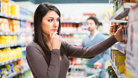 'Verbied misleidende aanprijzing op eten'
