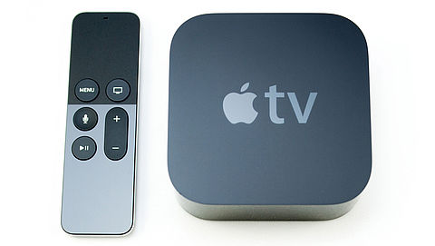 Wat is een Apple TV?}