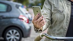 Welke apparaten mag je nog vasthouden op de fiets?