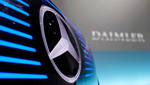 Daimler roept auto's terug vanwege dieselschandaal