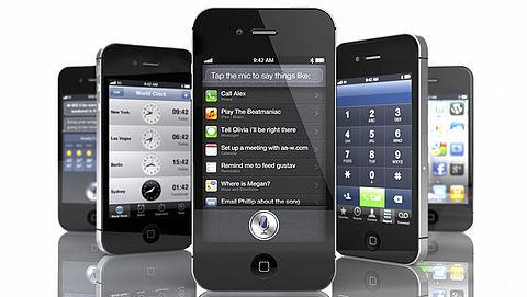 Persoonlijke spraakassistent op je smartphone met Siri of Google}