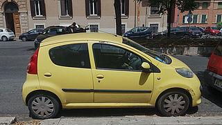 Terugroepactie Toyota Aygo, Peugeot 107 en Citroën C1 om losraken ruit