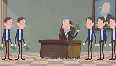 Hoe wordt geld gemaakt?
