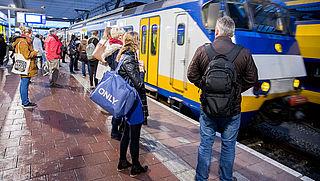 Actiekaartjes trein voortaan uitsluitend als e-tickets