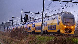 Treinverbinding tussen Randstad en provincie moet sneller worden