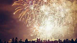 Jaarwisseling dit jaar zonder vuurwerk