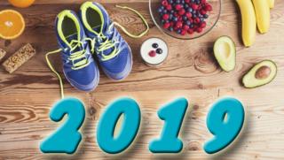 Voornemens voor 2019 vooral gericht op eigen gezondheid en portemonnee