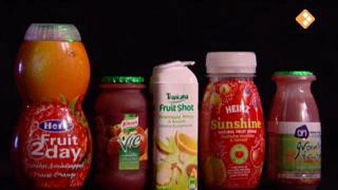 Fruitdrankjes}