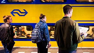 ProRail start proeven met zelfrijdende treinen