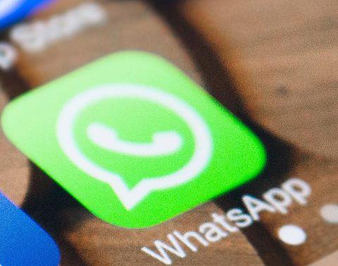 Vals bericht over 'verlopen' WhatsApp}
