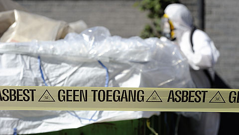 'Innovatie asbestsanering tegengehouden, hogere kosten consument'