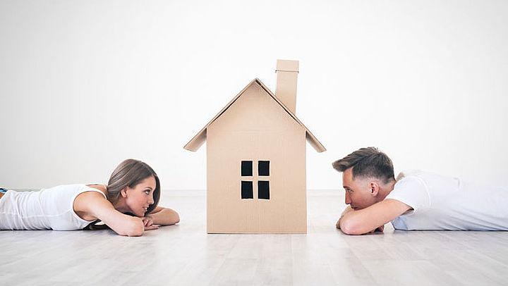 Eigen huis blijft een droom voor middeninkomen