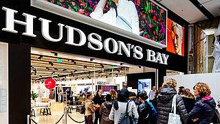 Vakbond CNV bezorgd om voortbestaan Hudson's Bay