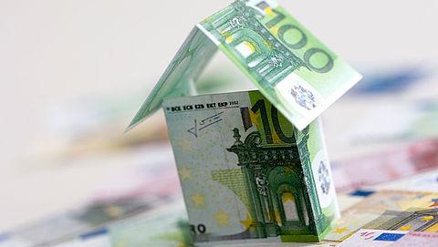 'Huizenprijzen slechts licht omhoog'