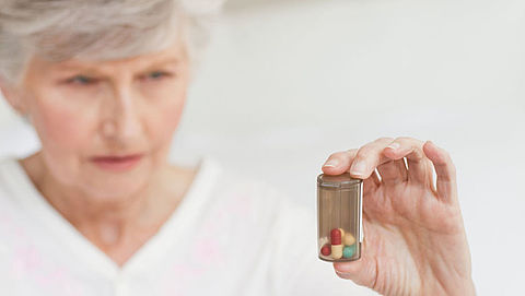Gezondheidsklachten door vitamine B6