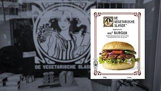 Mc2-burger van De Vegetarische Slager bevat mogelijk plastic