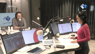 Radio-uitzending 23-11-2019