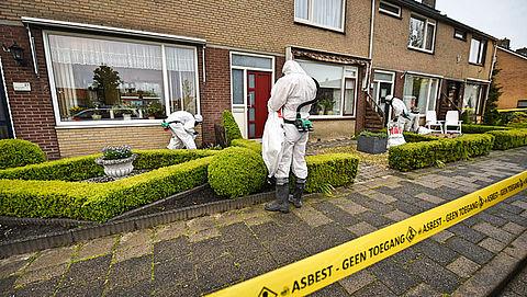 'Onderzoek of verbod op asbestdak bijdraagt aan volksgezondheid'