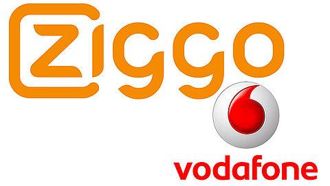 Ziggo en Vodafone mogen fuseren}