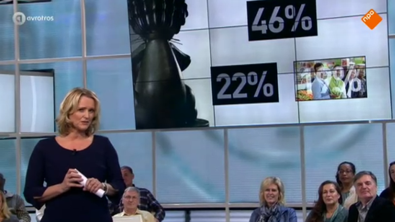 Winnaars Loden Leeuw 2015: Adelheid Roosen en TUI