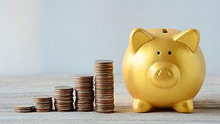 'Negatieve spaarrente lijkt onontkoombaar'