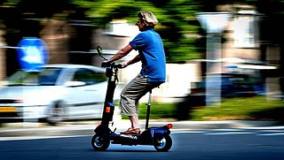 Meer elektrische voertuigen op fietspad: 'Zorgen voor nog grotere chaos'