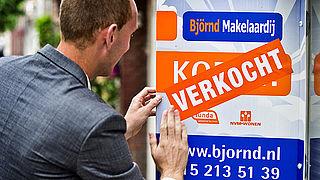 Eerst huis kopen, dan verkopen wordt gewoonte