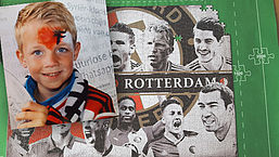 Douche: Feyenoord Fanshop
