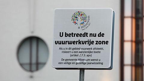 'Gemeenten experimenteren met vuurwerkvrije zones'}