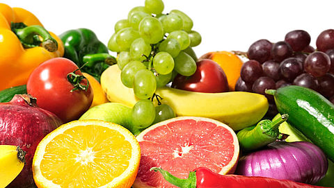 60% van de Nederlanders eet dagelijks groente en fruit