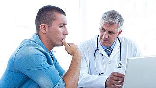 Ontevredenheid bij patiënt over gesprek met arts