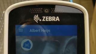 Camera op handscanners van Albert Heijn: 'Worden we bekeken?'
