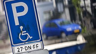 Parkeerbeleid voor gehandicapten in alle gemeenten anders