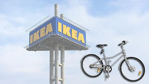 IKEA roept fiets terug }