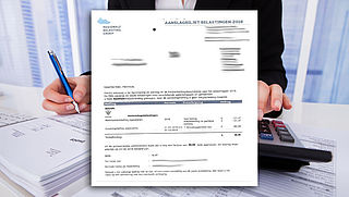 Valse belastingaanslag in omloop in Den Haag