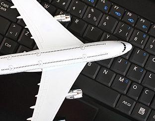 Vliegtickets vergelijken met Google en Ryanair