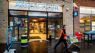 Landelijke kassastoring Albert Heijn is voorbij